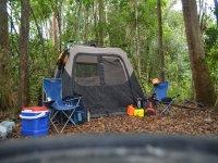 Camping en Selva