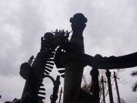 Jardin surrealista de Xilitla