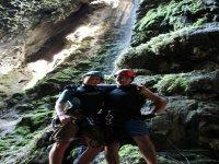 Routes à travers les canyons