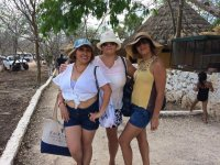 visits to cenotes