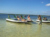 Speedboats and friends in cancun