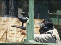 Marker shooting