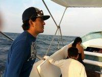 Paseando por el mar