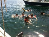Snorkel en Yelapa