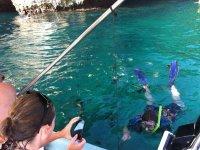 Snorkel en los Arcos