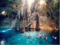 Cenote.