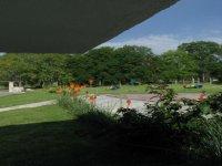 Jardin para fiestas