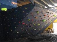 paredes escalada