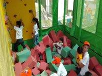 Escalando los nenes