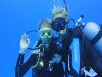 Diversion en arrecifes