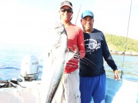 Otro premio en la pesca