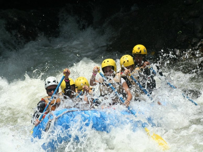Rafting in Jalcomulco