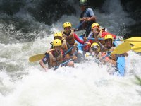 2 rafting descents, Jalcomulco