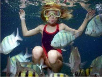 Sea Pro Divers Snorkel