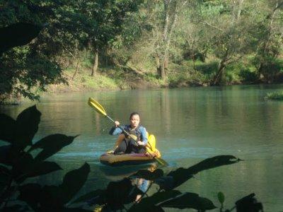 Desafio Turismo de Aventura Kayaks