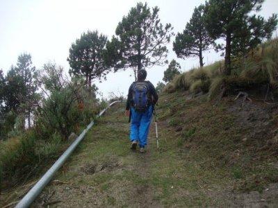 Desafio Turismo de Aventura Caminata