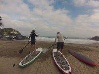 clase de paddle