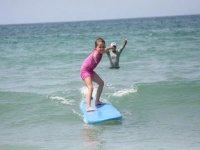 peque surfer