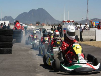 Santiago Racing Track
