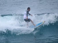 riding the best waves