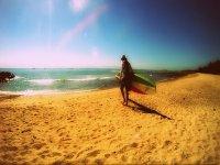 Paddle surf en Sayulita
