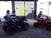 Strolling in ATVs