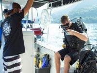 buceando islas marietas