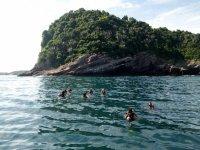 Actividad de snorkel