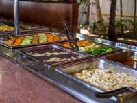 Eat in our buffet