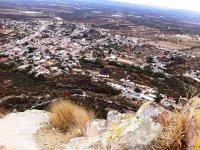 views of Peña Bernal