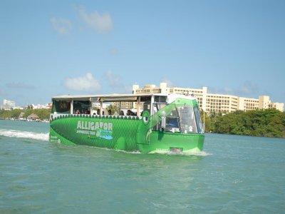 Alligator Tour