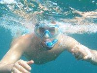 Snorkel y tu foto