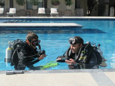 PADI Open Water Dive Certification. 3 days.