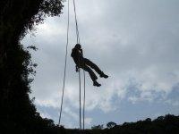 Glide through the Sima de Cotorras
