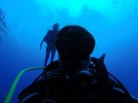 Diversión submarina