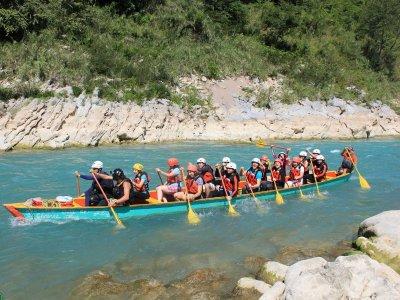 Ruta Huasteca Expediciones Canoas
