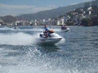 Tour moto agua