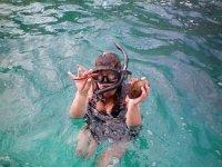 Snorkeling en las marietas