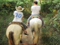Senderos a caballo