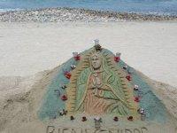 Arte en la arena