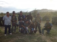 Enjoy the outdoors playing gotcha in Los Cabos