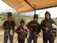 A fun day with gotcha in Baja California