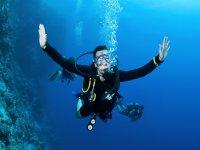 Freedom under water