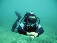 Bucea en las Islas Marietas