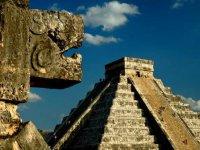 Ruinas mayas Chichen Itza