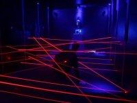 desafio laser