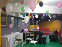Children's party area