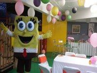 fiestas con bob esponja