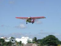 Volando en cancun