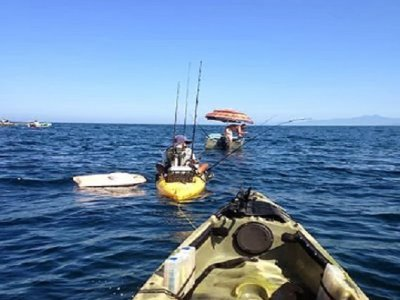 Sayulita Kayak and Surf Fishing